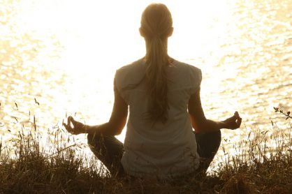 Yoga martedì alle 09:30