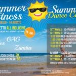Summer fitness & Summer dance camp